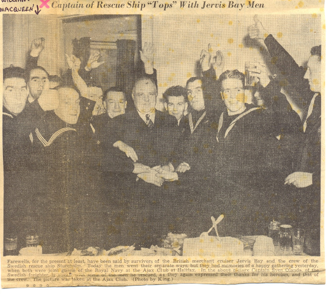 At the Ajax Club