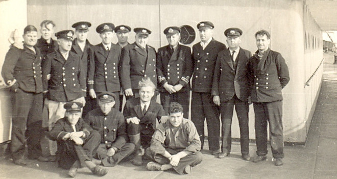 Jervis Bay Officers